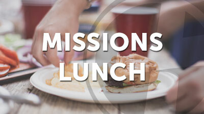 Church-Wide Missions Lunch